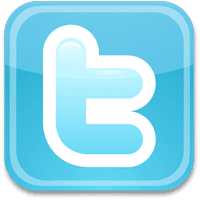 Social Networking For Law Firms Twitter Icon.