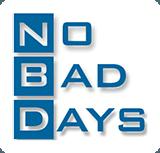 No Bad Days Foundation Logo.